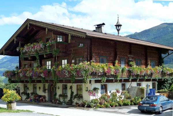 Fotografie hotelů: Reichensberghof, Uttendorf