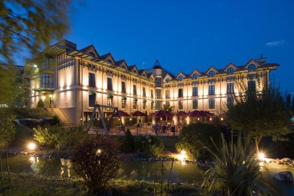 Hotel Pictures: Hotel Sercotel Villa de Laguardia, Laguardia