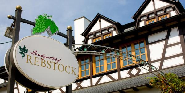 Hotelbilleder: Landgasthof Rebstock, Sankt Goar