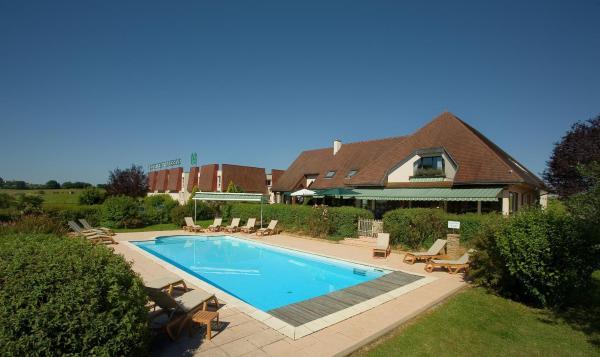 Hotel Pictures: Logis Hostellerie D'Aussois, Semur-en-Auxois