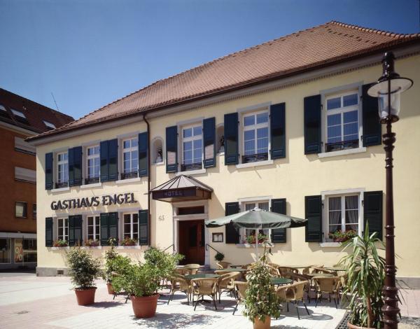 Hotelbilleder: Gasthaus zum Engel, Rastatt