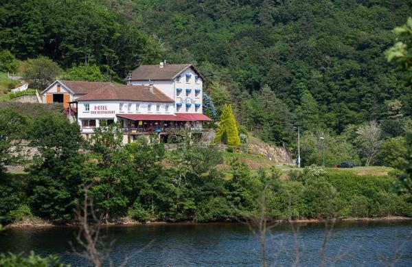 Hotel Pictures: Hôtel Belle Vue, Les Ancizes-Comps
