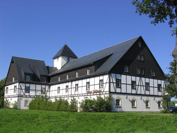 Hotel Pictures: Landhotel Altes Zollhaus, Hermsdorf