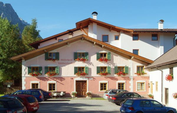 Hotellikuvia: Gästehaus Wöbelerhof, Ehrwald