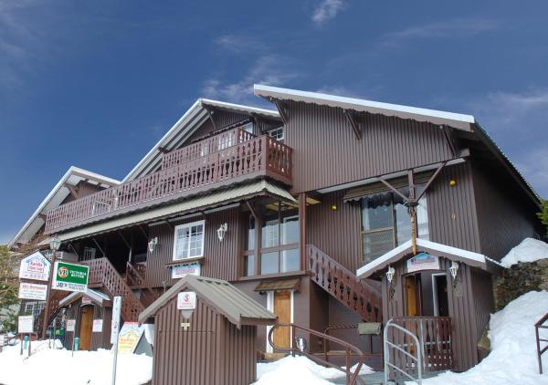 ホテル写真: Karelia Alpine Lodge, Falls Creek