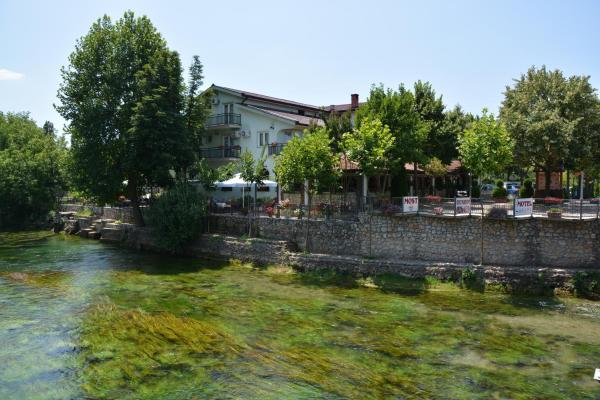 Hotellikuvia: Motel Most, Ljubuški