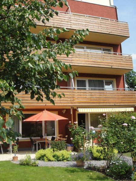 Hotelbilleder: Parkresidenz Hotel Garni, Bad Abbach