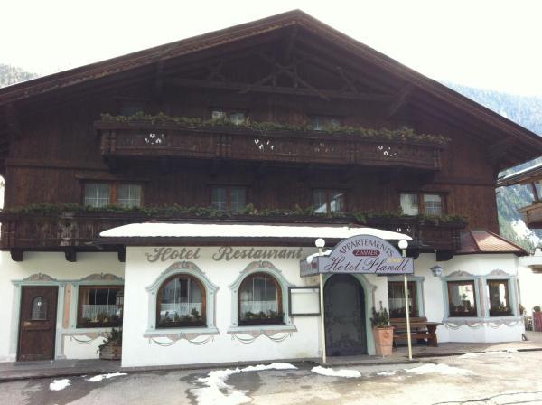 Fotografie hotelů: Hotel Garni Pfandl, Neustift im Stubaital