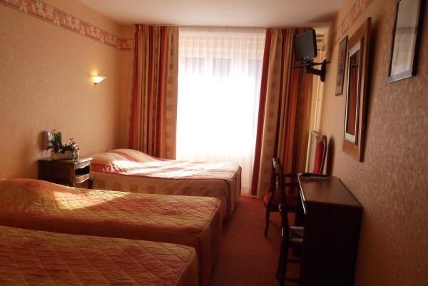 Hotel Pictures: Logis Auberge Des 3 Jumeaux, Saints-Geosmes