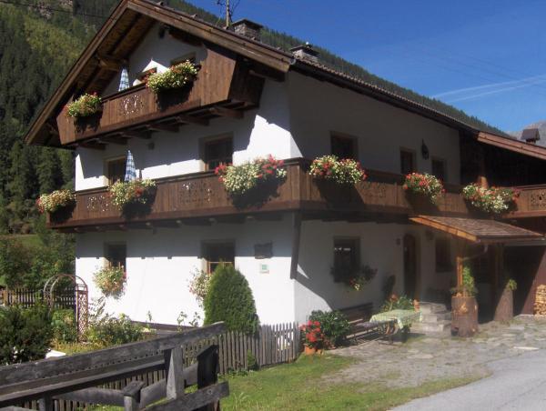 Fotos de l'hotel: Haflingerhof Schmid, Kaunertal