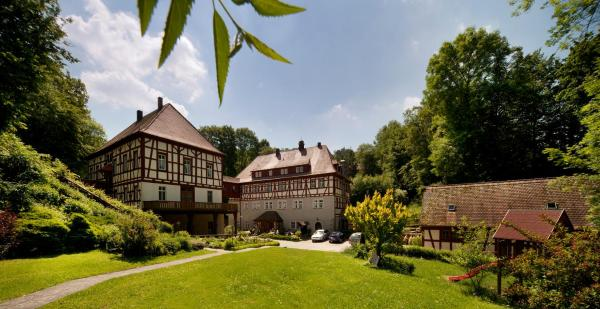 Hotel Pictures: Waldgasthof Wildbad, Burgbernheim