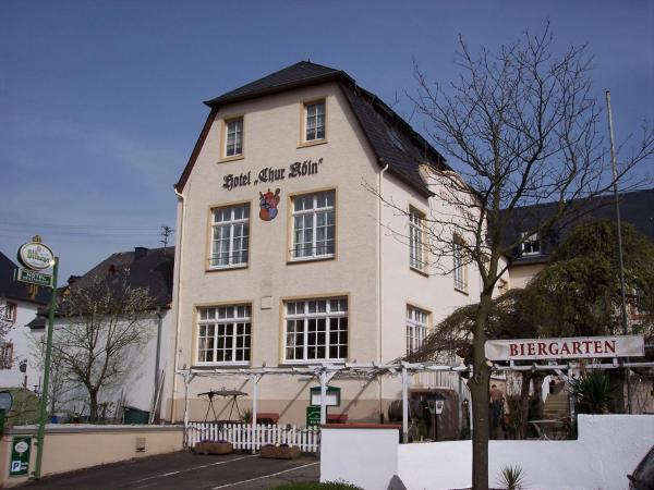 Hotel Pictures: Hotel Chur Köln, Zeltingen-Rachtig