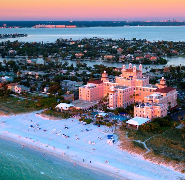 Hotelbilleder: The Don CeSar, St Pete Beach