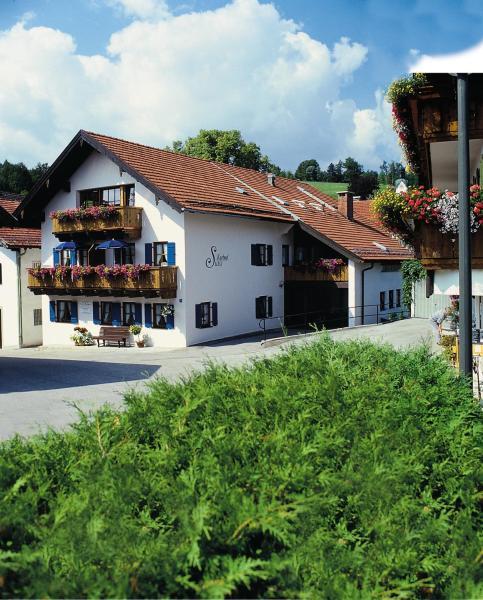 Hotelbilleder: Kurbad und Landhaus Siass, Bad Kohlgrub
