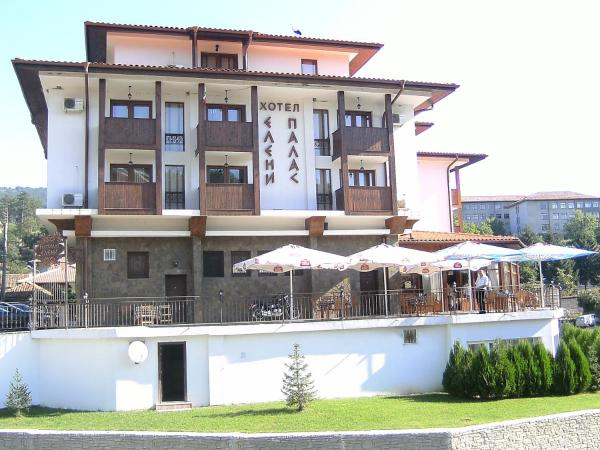 Zdjęcia hotelu: Eleni Palace, Elena