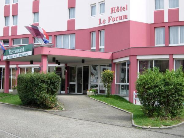 Hotel Pictures: Inter-Hotel Le Forum, Schiltigheim