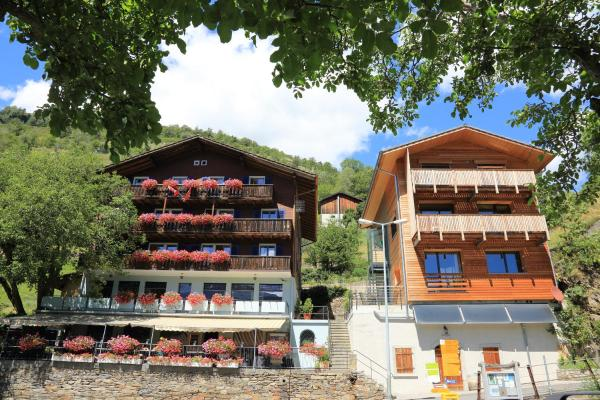 Hotel Pictures: , Ausserberg