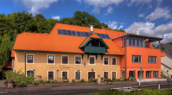 酒店图片: Wirtshaus Gruber Weitenegg, 杜河畔的埃默斯多夫