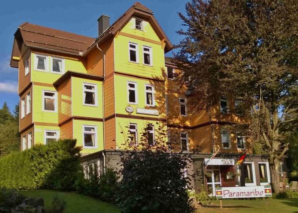 Hotel Pictures: Landhaus Irmgard, Braunlage