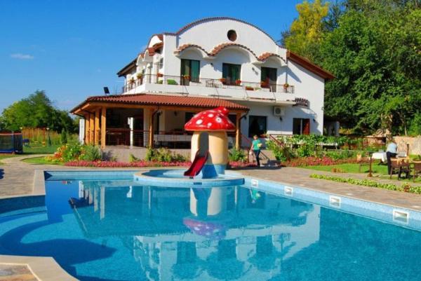 Zdjęcia hotelu: Hotel Kantona, Silistra