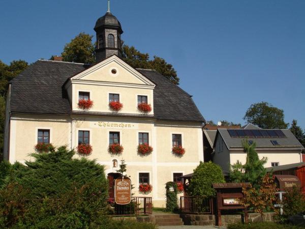 Hotel Pictures: Landhotel Thürmchen, Schirgiswalde