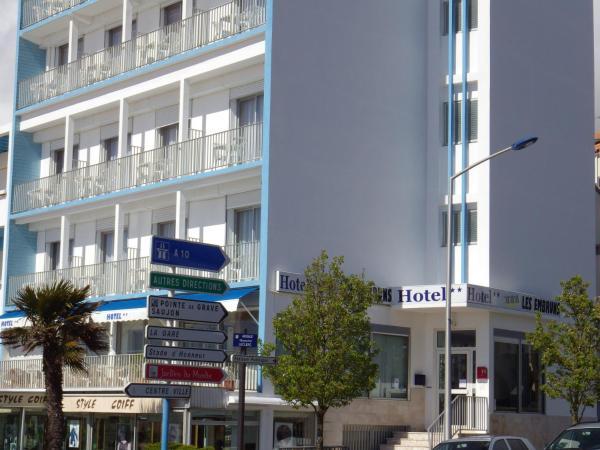 Hotel Pictures: Les Embruns, Royan