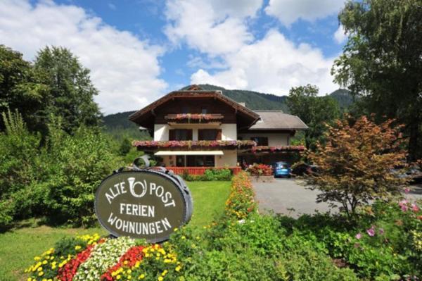 酒店图片: Ferienhof Alte Post, Weissbriach