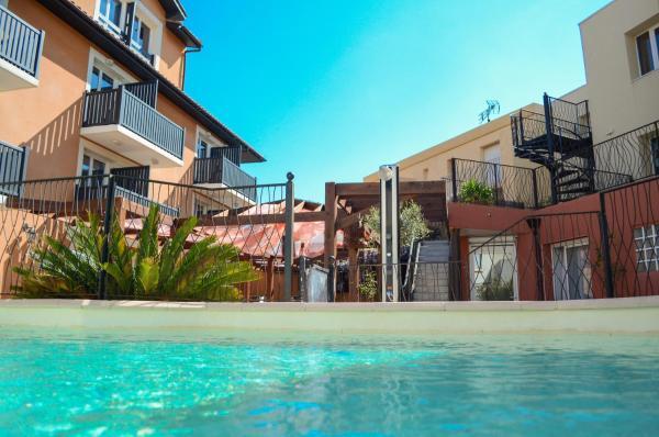 Hotel Pictures: Logis Hotel De La Clape, Narbonne-Plage