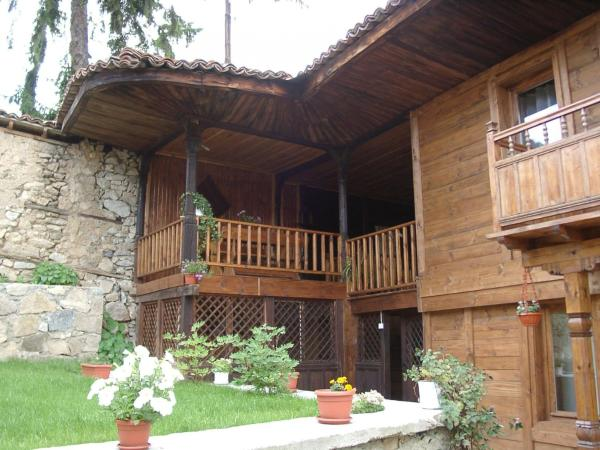 Fotografie hotelů: Sarafova Guest House, Koprivshtitsa
