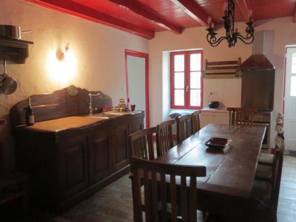 Hotel Pictures: Gîte de L'Atelier, Lavausseau