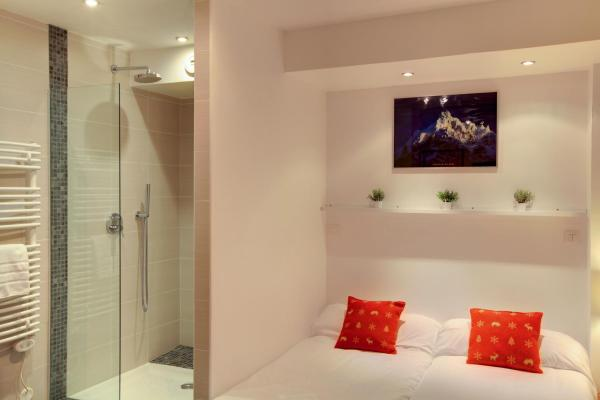 Triple Room - Mont Blanc Side