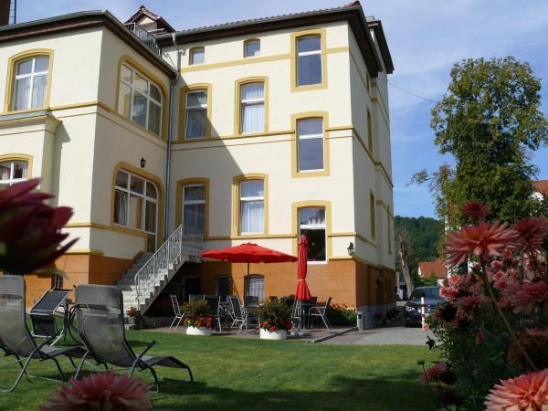 Hotel Pictures: Pension Kreisel, Bad Kösen