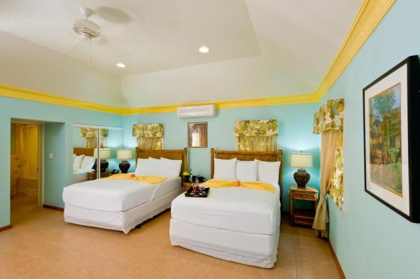Premium Suite with Two Queen Beds