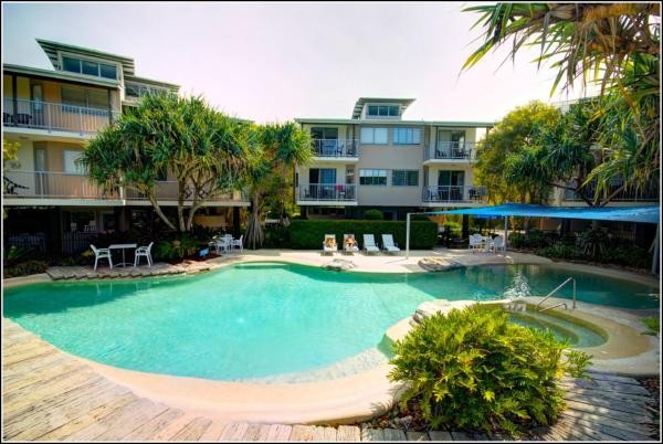 Foto Hotel: Seacove Resort, Coolum Beach