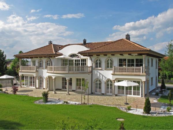 Hotelbilleder: Villa Diamant, Roßhaupten