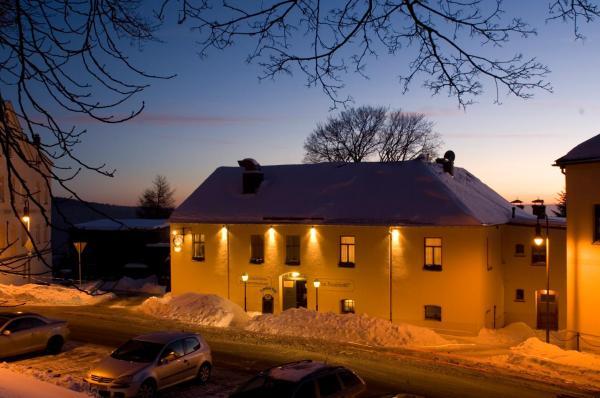 Hotelbilleder: Pension und Gaststätte 'Zur Brauschänke', Schoneck