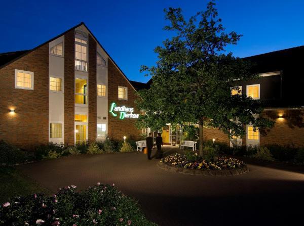 Hotelbilleder: Hotel Landhaus Dierkow, Rostock