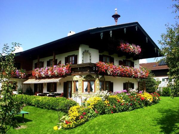 Hotel Pictures: Gästehaus Restner, Inzell