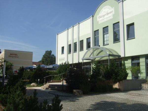 Hotelbilleder: Hotel Restaurant Bürgerhaus Niesky, Niesky