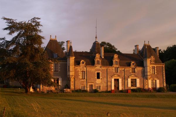 Hotel Pictures: Château de la Giraudière entre Angers et Saumur, Blaison