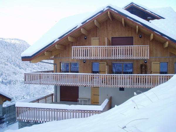 Hotel Pictures: Vaujany Apartment, Vaujany