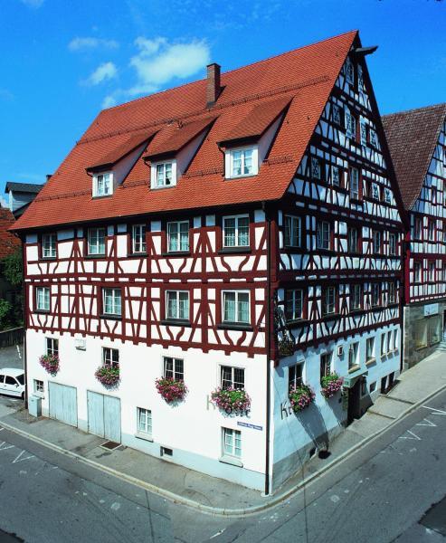 Hotelbilleder: Hotel Krone, Pfullendorf