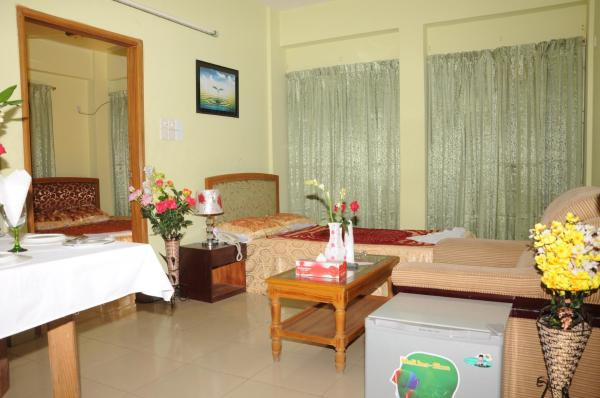 Hotellikuvia: Platinum Hotel & Residence, Dhaka