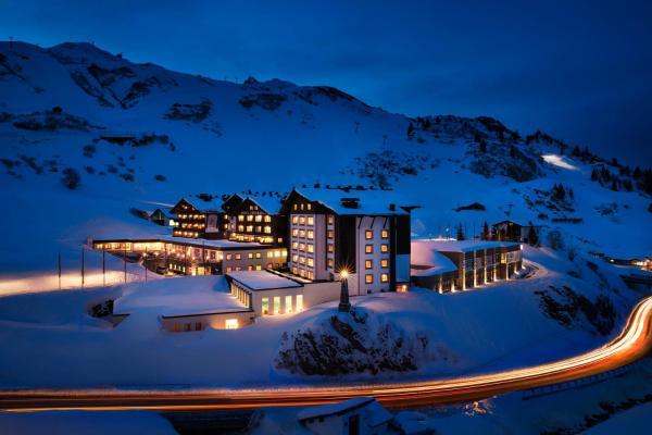 Φωτογραφίες: Hotel Zürserhof, Zürs am Arlberg
