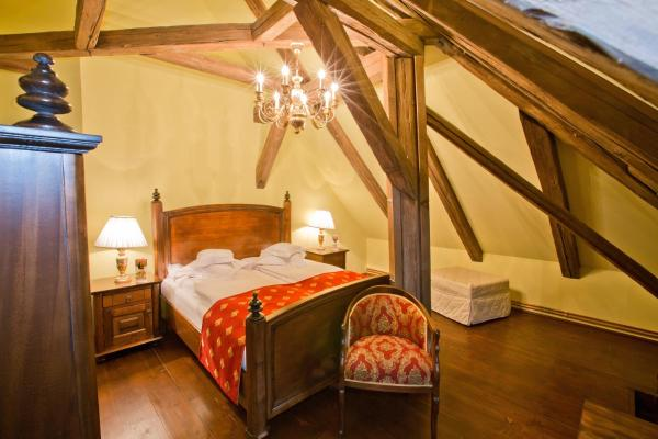 Deluxe Double Room with Period Furniture