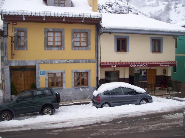 Hotel Pictures: Hotel Restaurante Casa Manolo, Páramo