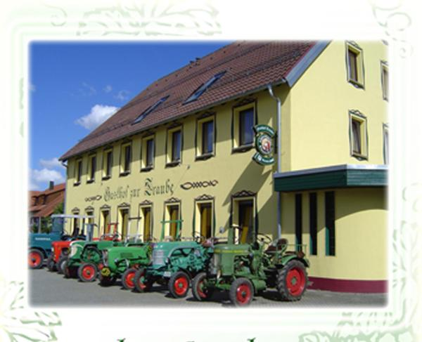 Hotel Pictures: Hotel Gasthof Traube, Oberndorf
