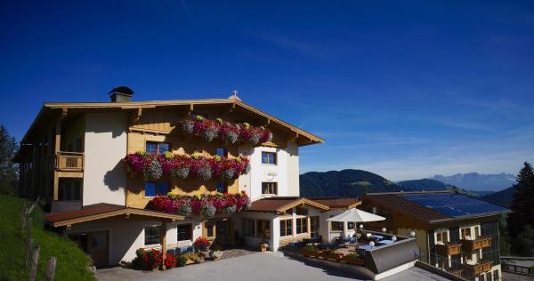 ホテル写真: Gasthof Almhof, Oberau