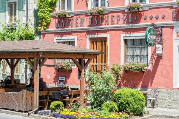 Fotografie hotelů: Tscheppe Lang-Gasthof, Leutschach