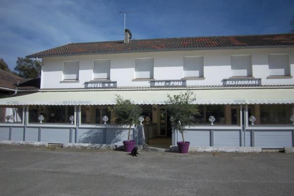 Hotel Pictures: Hôtel Les Ecureuils, Moliets-et-Maa